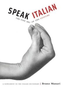 Taalreis Italie 2019 - leer italiaanse gebaren